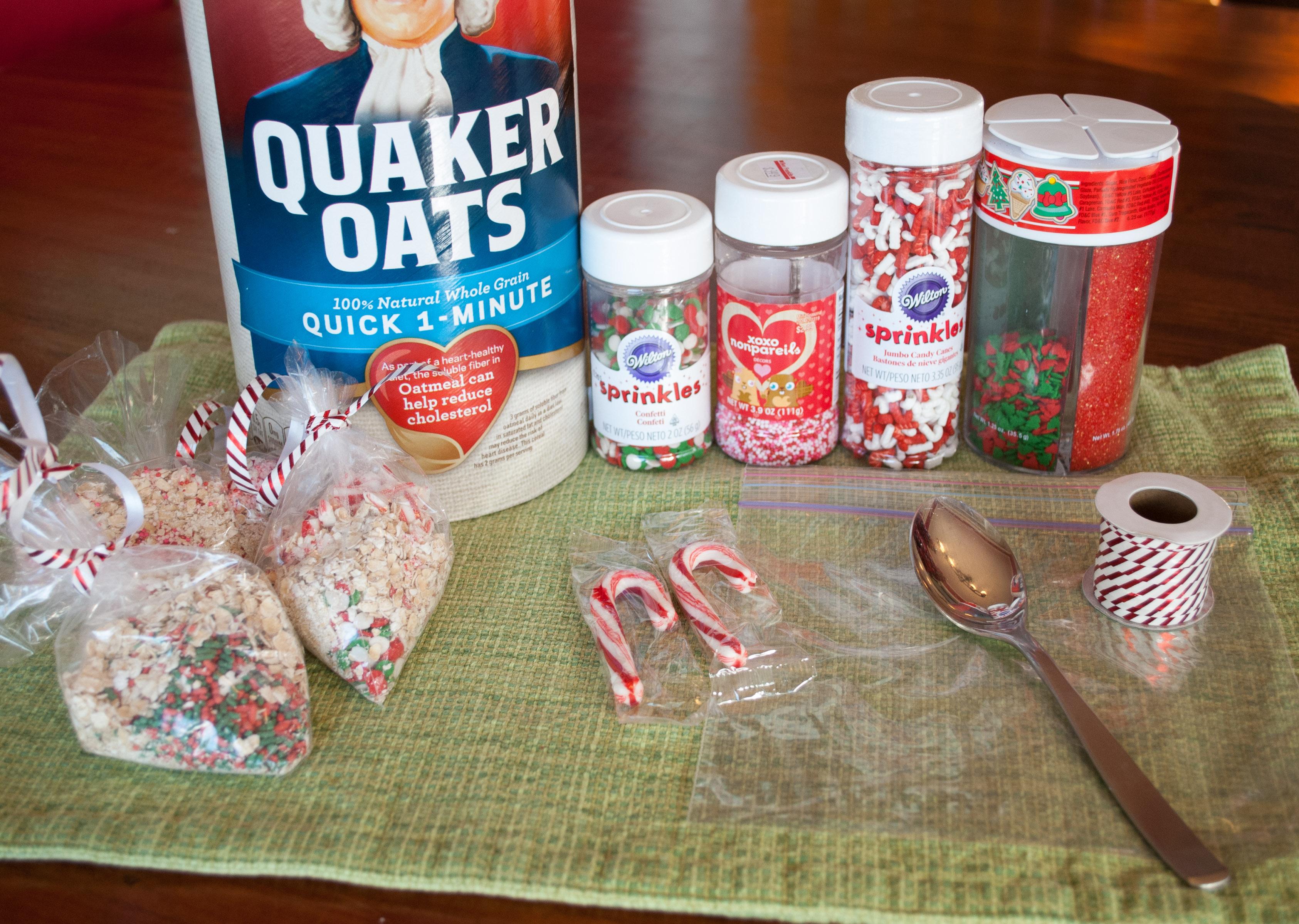 Make Reindeer Food With Kids