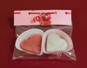 packaged hearts