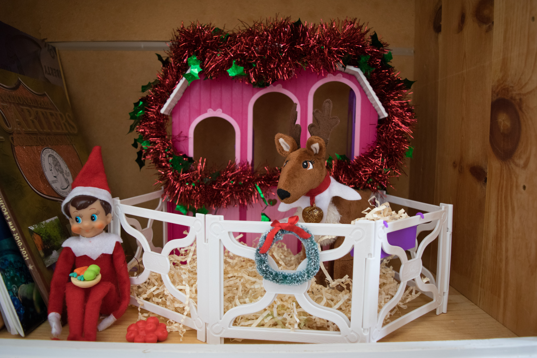 Elf On The Shelf 2014 Leprechaun Tricks